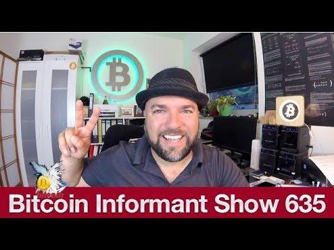 #635 Buterin BitcoinSV Scam, Mark Karpeles Startup &Jihan Wu OTC Handelsplattform