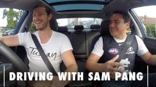 Driving with Sam Pang - Bryce Gibbs