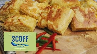 Chilli Cheese Cornbread   We ♥ Food S5e3/12