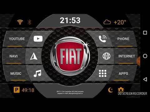Central Multimídia no celular Car Launcher - China Youtube