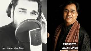 Chitthi Na Koi | Unplugged by Yasser Desai | Jagjit Singh | Running Reindeer Music