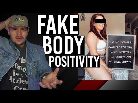 Fake Body Positivity Needs to STOP!