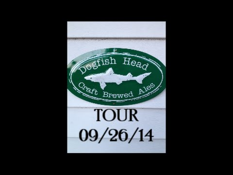 Dogfish Head Tour