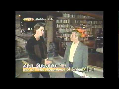 & Collection Tour with Actor and Sword Collector Zen Gesner  Star of TV's Sinbad