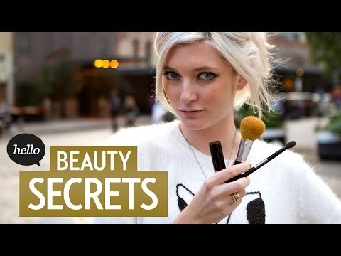 Coolest Beauty Trends & The Girls Who Wear 'em + Secret Tips! | Hello Street Style