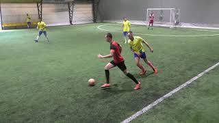 Полный матч Tech United 2 2 Magnis Income Турнир по мини футболу в Киеве