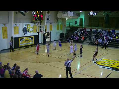 2017 Illinois Valley All Star Girl's Game 2nd Half