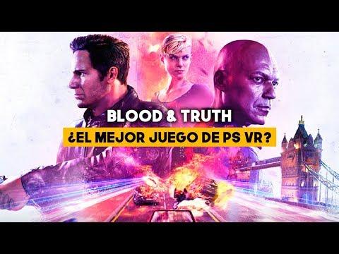 Blood & Truth: ¿El MEJOR juego de PS VR?