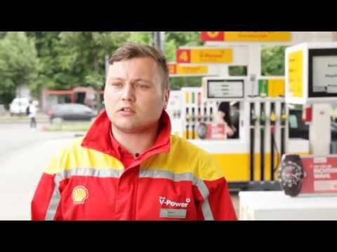 Shell Tankwart-Service