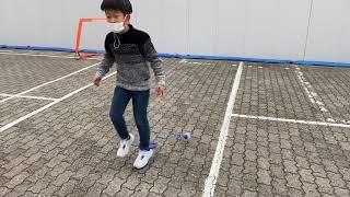 아홉살 발목줄넘기, 초등 운동