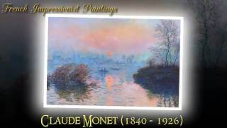 Claude Monet Famous Impressionist Paintings | Video 25 of 46