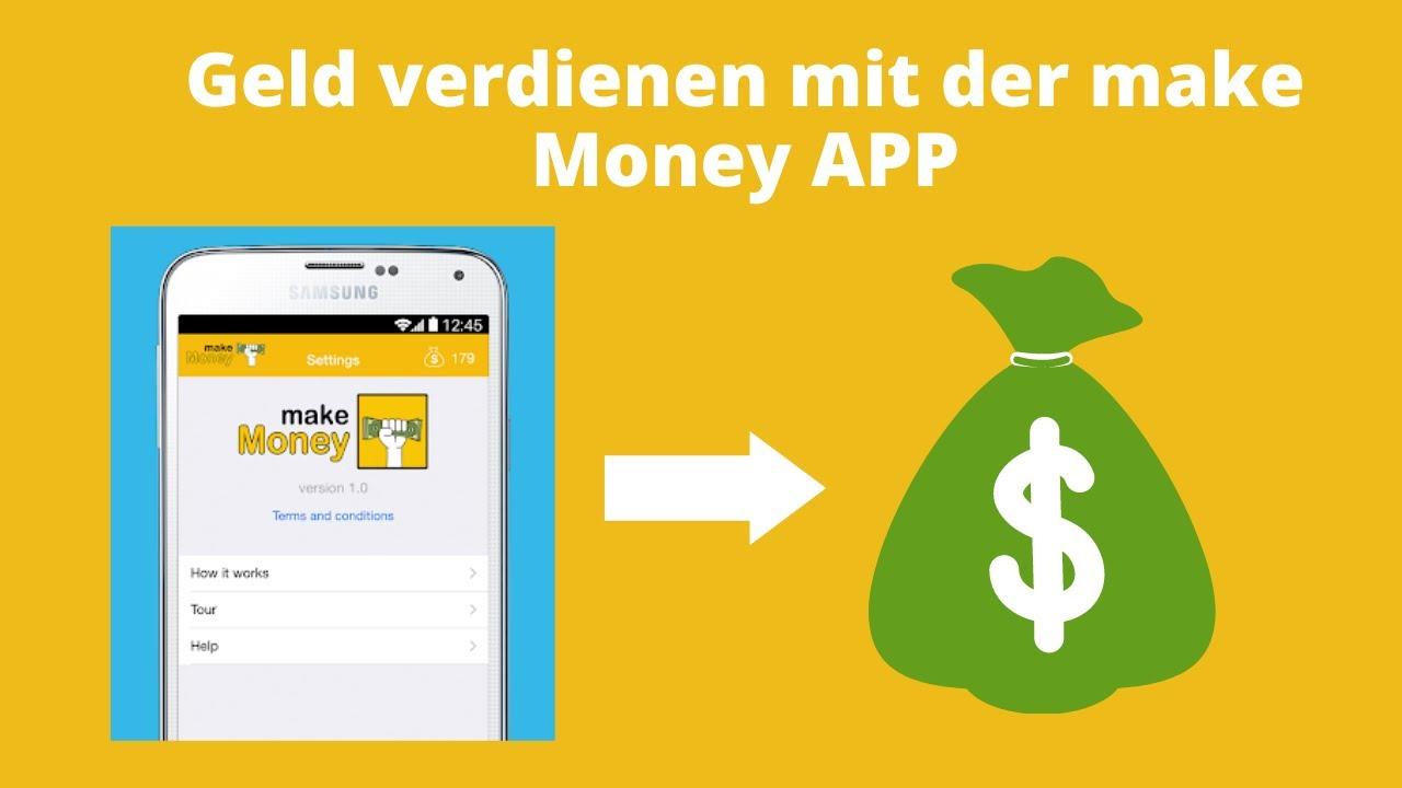 Geld mit fotos verdienen app