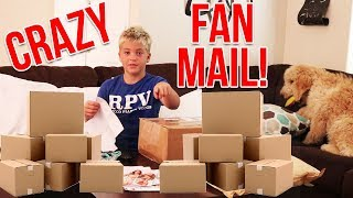 CRAZY FAN MAIL!