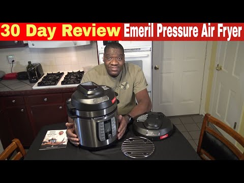 emeril-lagasse-pressure-cooker-air-fryer,-30-day-review
