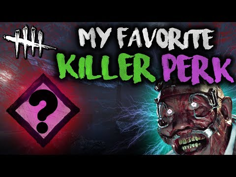 MY FAVORITE KILLER PERK - Dead by Daylight with HybridPanda