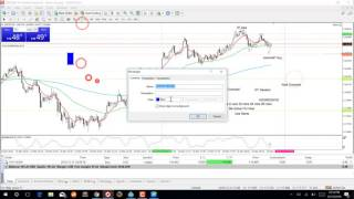 Forex 1 Minute Hedging Live Examples -  Dec 15 2016