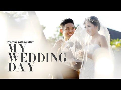 MY DREAM WEDDING!!! #KalvinOliviaLoveStory