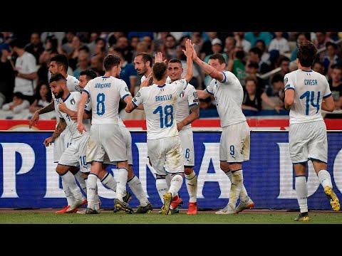 Goal collection 2019: tutti i gol degli Azzurri