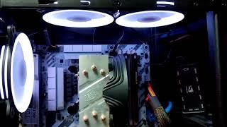 msi Z270 tomahawk arctic  intel g4560  deepcool gammaxx 300r продаж