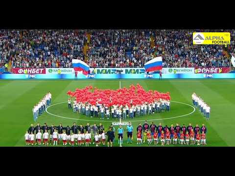 Russia Vs Czech Republic 5-1 Extended Highlights HD 2018