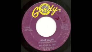 Martha & The Vandellas - Heatwave 45 rpm original!