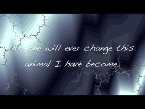 Three Days Grace - Animal I Have Become Lyrics | Musixmatch