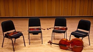 Hire Musicians for Wedding | NYC String Quartet | Art-Strings | Modern Pop Music Collection 2014 Thumbnail