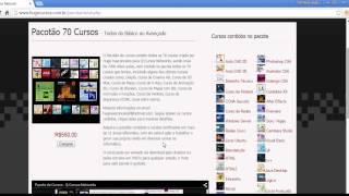 Pacotão de 70 Cursos - Q-Cursos Networks