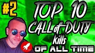 Top 10 Call Of Duty kills of all time #2(V2 Rocket Bo1,iw4x MW2,MW3,cod4,world at war) 2017