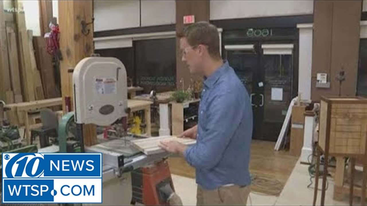 florida school of woodwork offers variety of classes