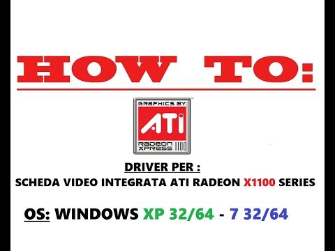 ATI Radeon Xpress - Tech