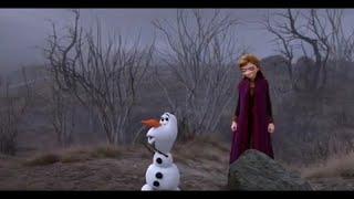 Frozen 2 Olaf Ah Ah Ah Scene