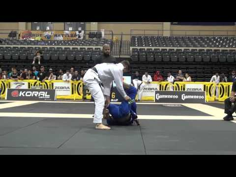 Rafael Mendes X Gabriel Oliveira - San Antonio Open 2016 - Black Adult - Male - Feather