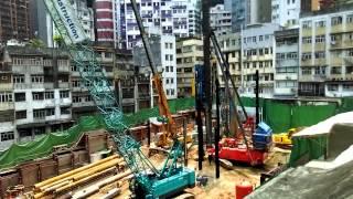 4April2015 嘉咸街重建地盤