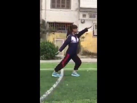 Bài thể dục 80 động tác Học viện Ngân Hàng