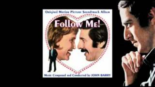 """John Barry - """"The Man On A Scooter"""" (Follow Me, 1971)"""