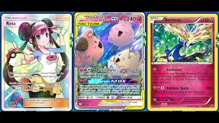 Instant Win Move TOGEPI & CLEFFA & IGGLYBUFF Tag GX Deck, How To REALLY Pull It Off