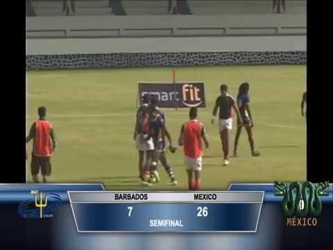 Day Two Men   Mexico   Barbados   Cup Semi 2
