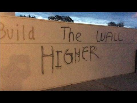 Racist Graffiti Found at Latino Elementary School