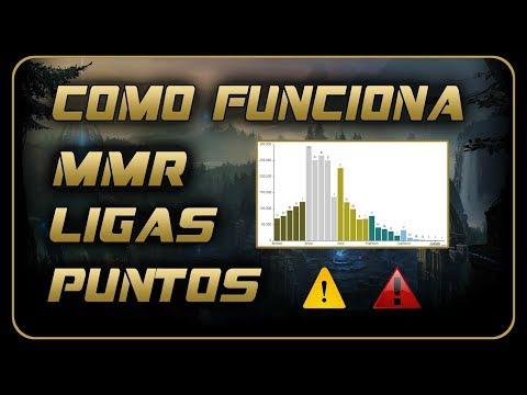 CÓMO FUNCIONA EL MMR, LIGAS, PUNTOS Y MÁS EN LEAGUE OF LEGENDS