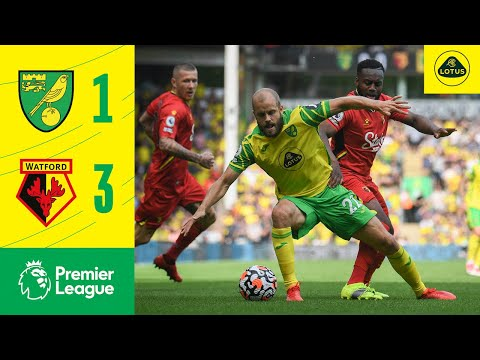 Norwich Watford Goals And Highlights