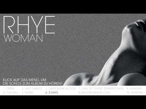 Rhye - Woman  (Official Album Player)