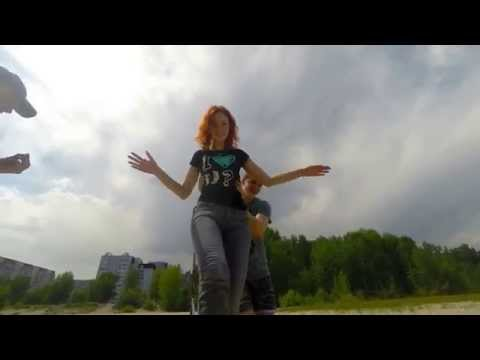 Slackline, First Lesson (Cherkasy, Ukraine)