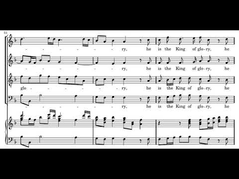 Händel: Messiah - 34. Lift up your heads, o ye gates - Gardiner