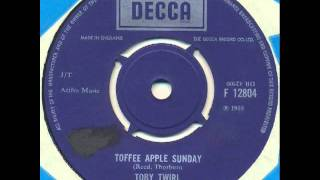 Toby Twirl - Toffee apple Sunday (UK pop psych)