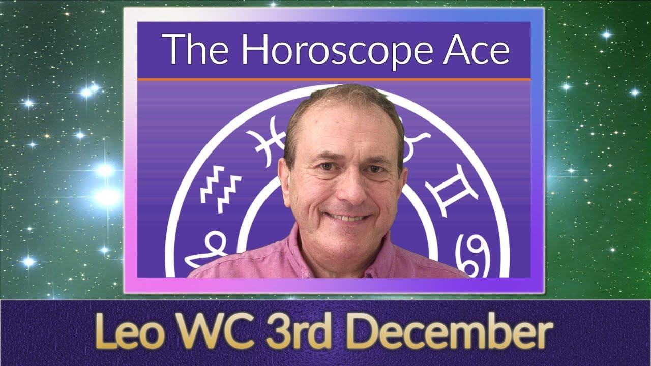 patrick arundell weekly horoscope december 3