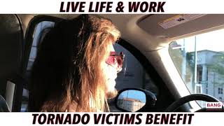 LIVE LIFE & WORK: TORNADO VICTIMS BENEFIT! CHARITY COMEDIANS ALABAMA