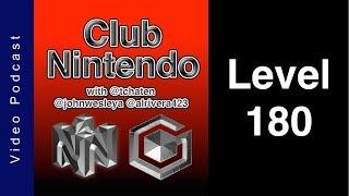 Club Nintendo - Level 180