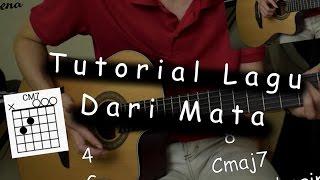 Video Belajar Gitar (Dari Mata - Jaz) download MP3, 3GP, MP4, WEBM, AVI, FLV Maret 2018