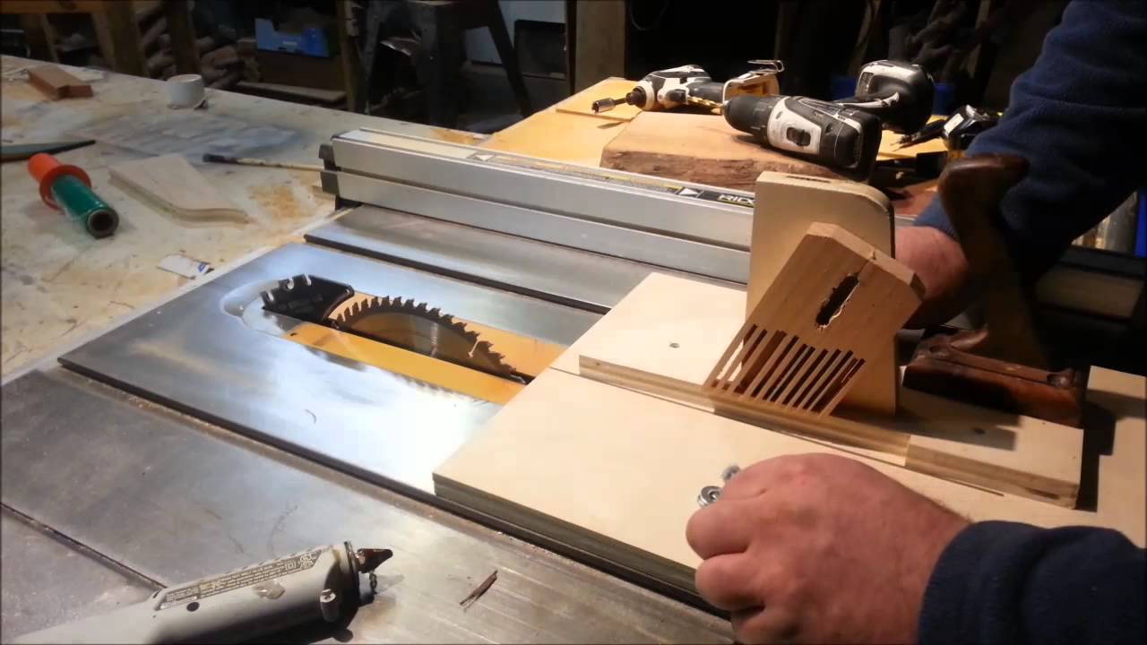 Build A Simple Jig To Make Wood Shims Wedges Youtube